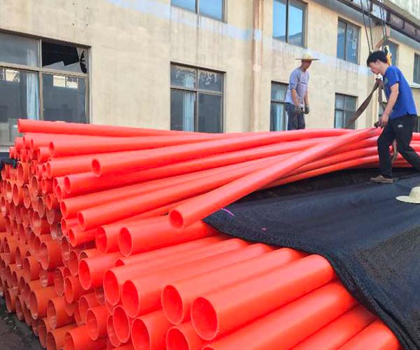 电缆埋地保护管