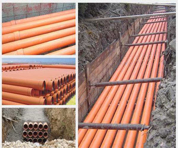 cpvc电力管材