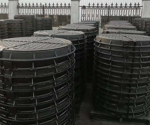 铸铁污水井盖