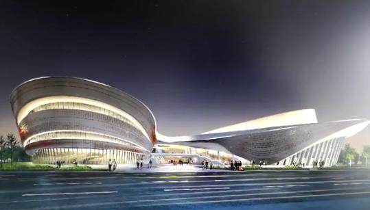 大学城文艺中心案例视频