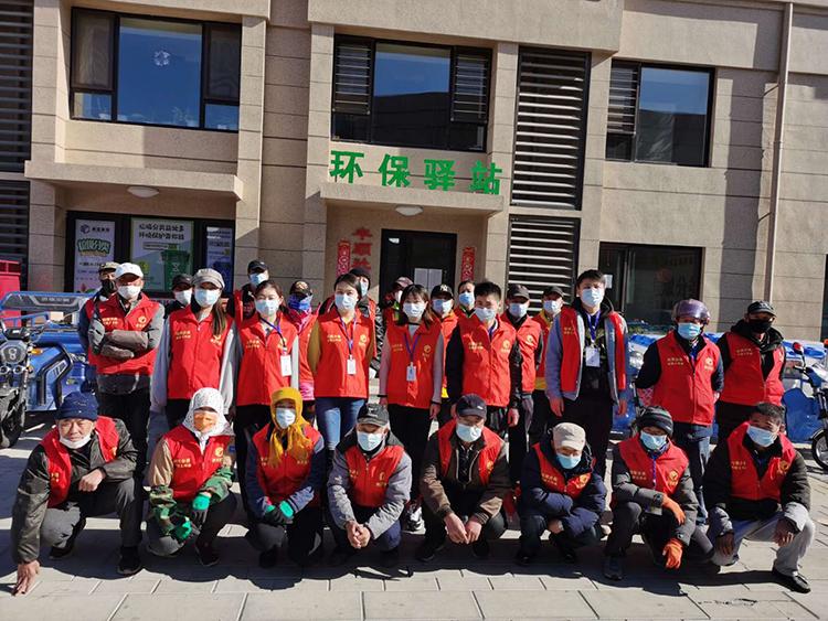 大连市高新区龙王塘街道垃圾分类项目