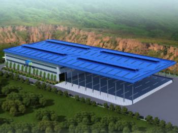 四川成都垃圾焚烧发电厂炉渣综合利用项目