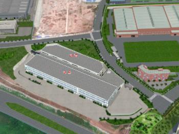 重庆市垃圾焚烧发电厂炉渣综合利用项目