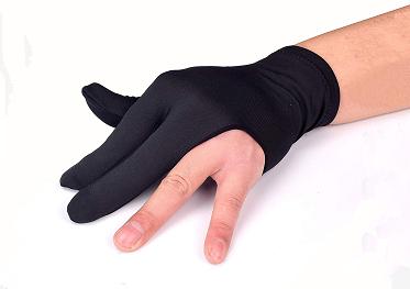 台球三指手套