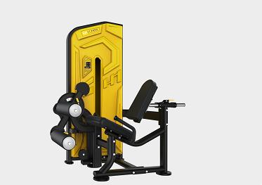 AK-1314 屈腿伸展训练器