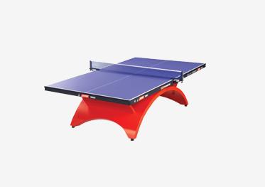 红双喜彩虹乒乓球台