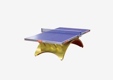 红双喜金彩虹乒乓球台(LED)