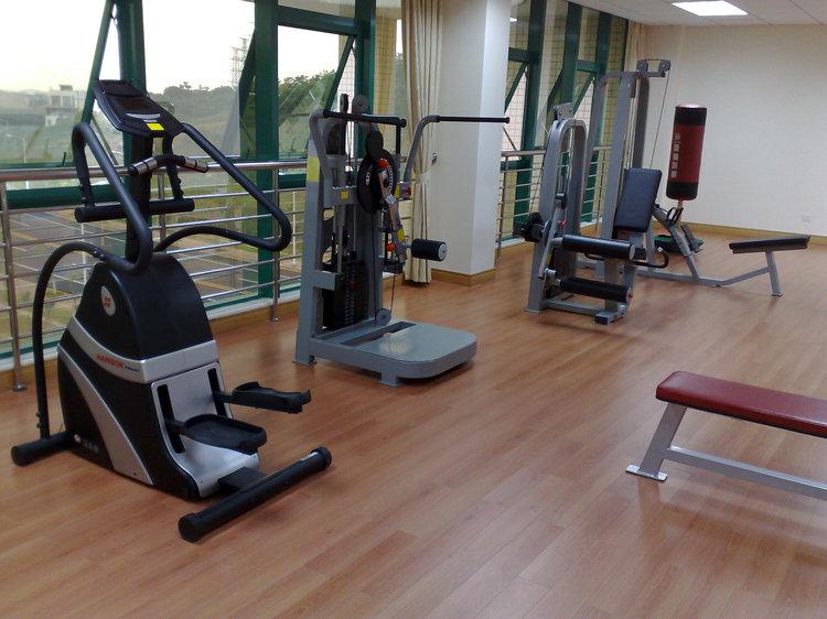 军体/院校健身房配置方案
