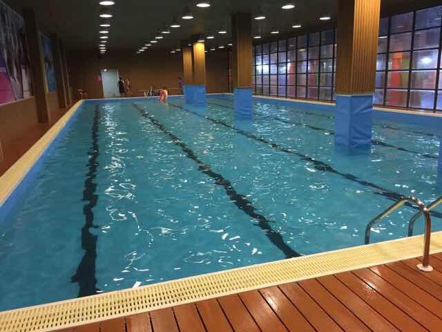 健身房小区别墅游泳池解决方案
