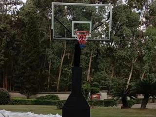 篮球架案例展示!