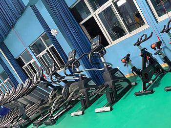 三明市警务系统健身房器械案例