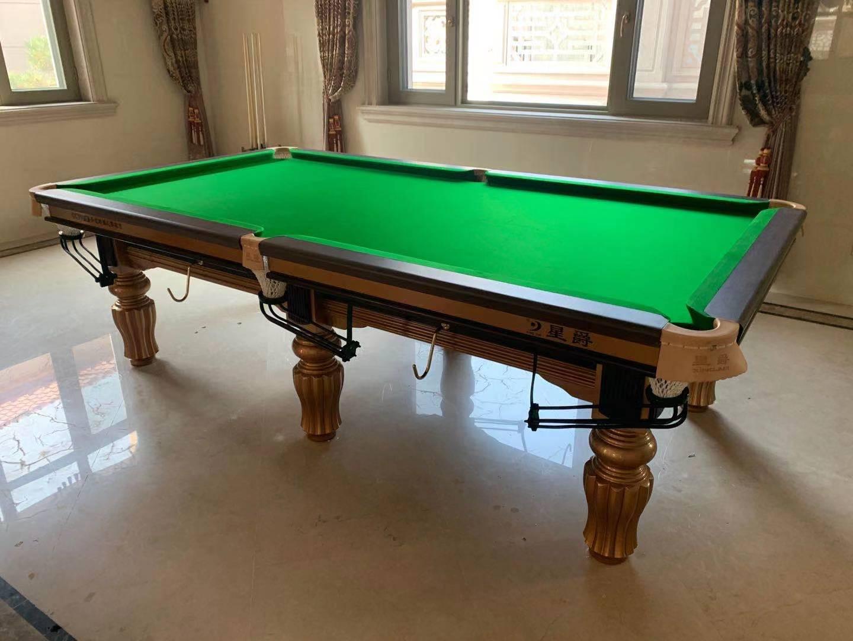 个人家庭别墅安装台球桌