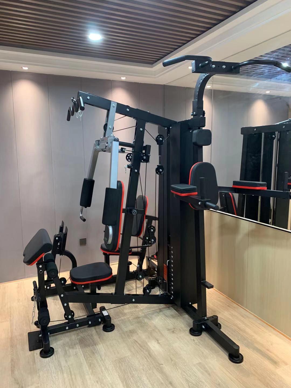 酒店小型健身房案例