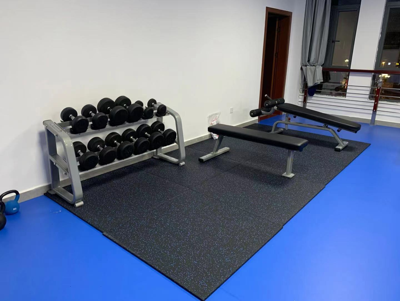 单位健身房活动室案例