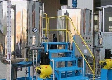 泉州食品污水处理设备的用电有哪些标准?