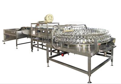 MT-501打蛋生产线