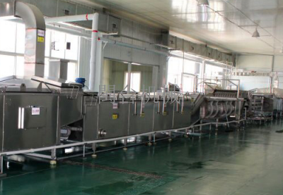 MT-201雞蛋蒸煮剝殼鹵制生產線