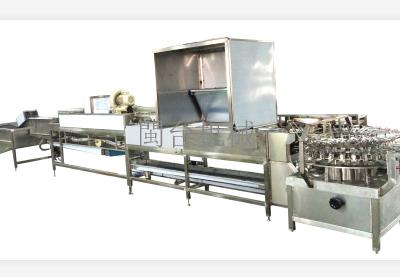 MT-500-1清洗打蛋機