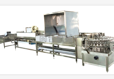 MT-500-1清洗打蛋机