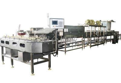 MT-100-1全自動蛋品清洗分級機