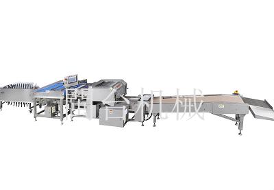 MT-110-2S蛋品装托机(装吸塑盒)