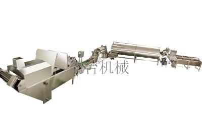 MT-206A鹌鹑蛋剥壳卤制生产线