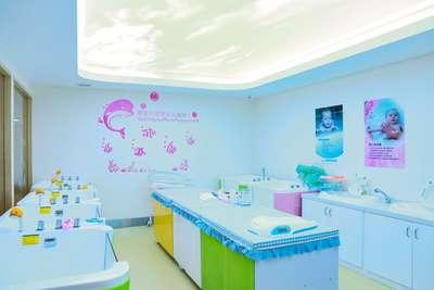 婴儿水育室