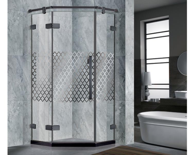 钻石型整体淋浴房
