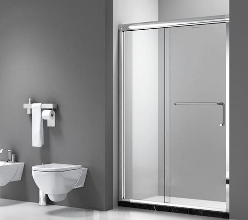 整体式淋浴房