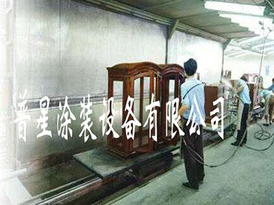 台车线家具喷涂线