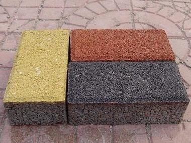 挑选路面砖时应该注意什么?