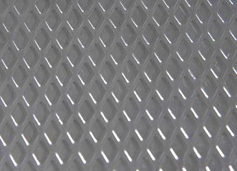 菱形压花铝板