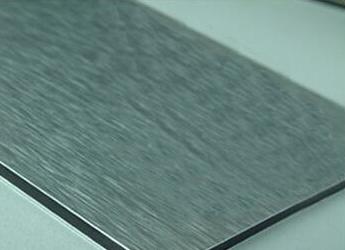 拉丝面铝板