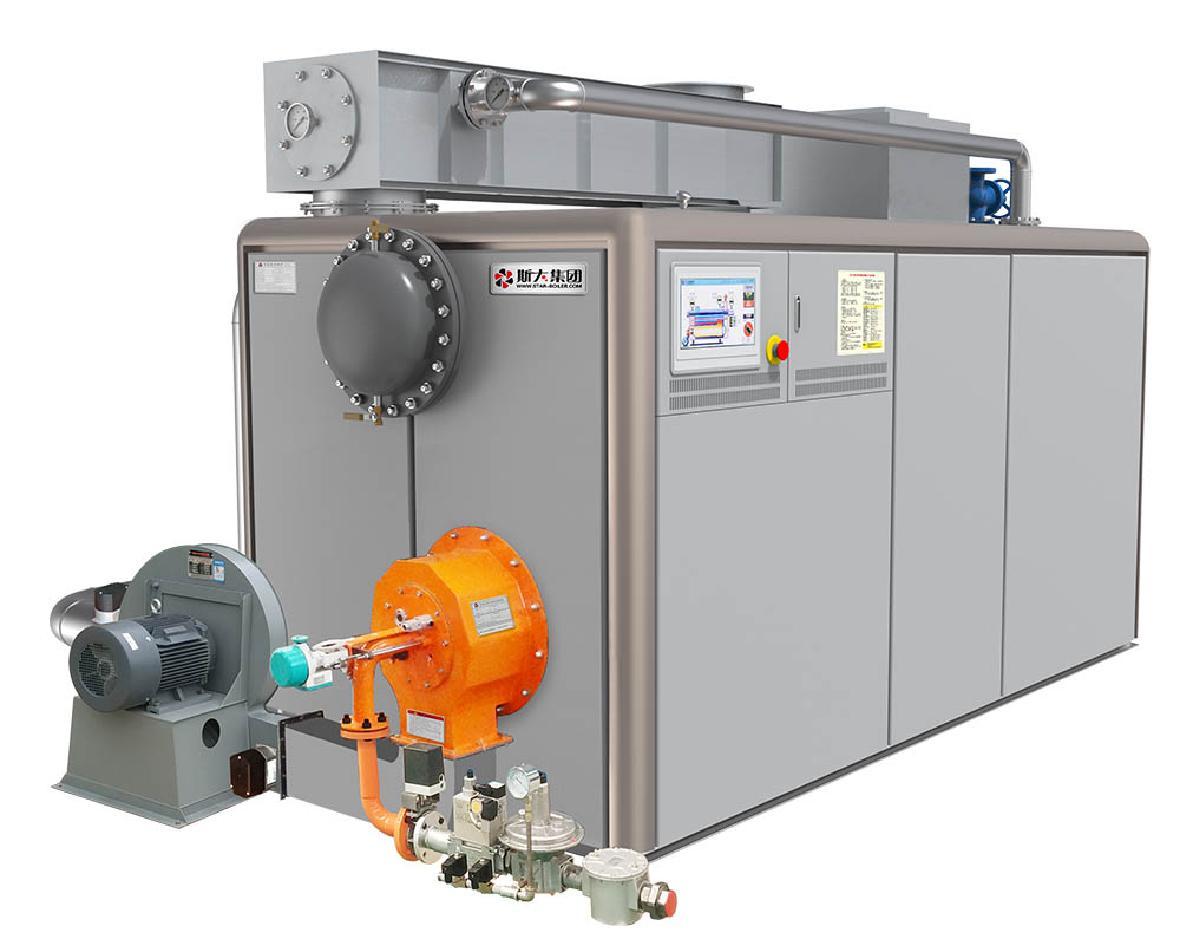 什么是承壓熱水鍋爐?