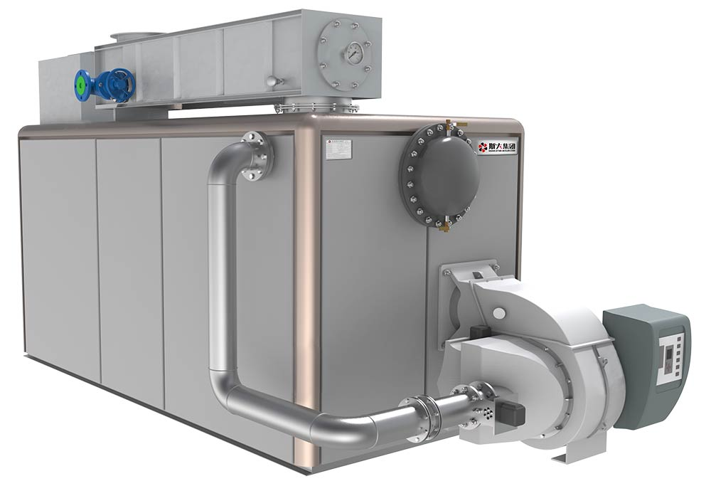 燃气热水锅炉是如何做到省气的呢?