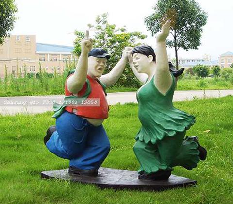 福州户外雕塑