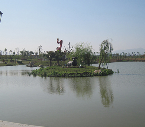 福州喷泉雕塑