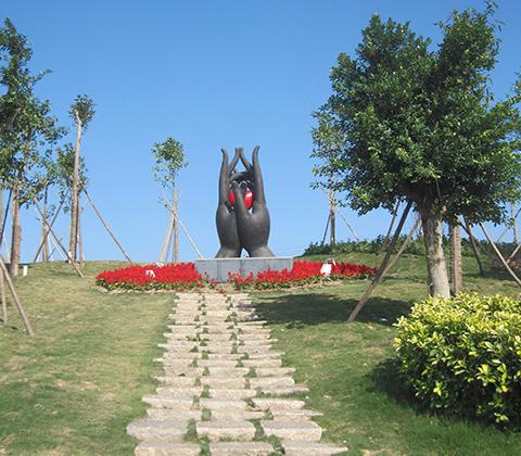 福州動物雕塑
