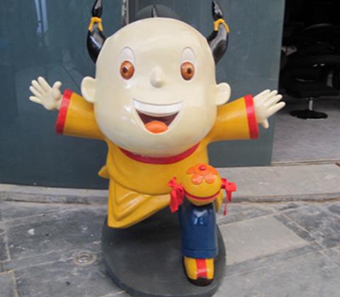 福州动漫雕塑