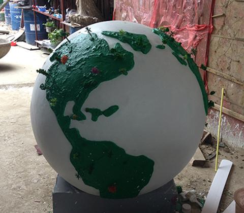 福州泡沫雕塑