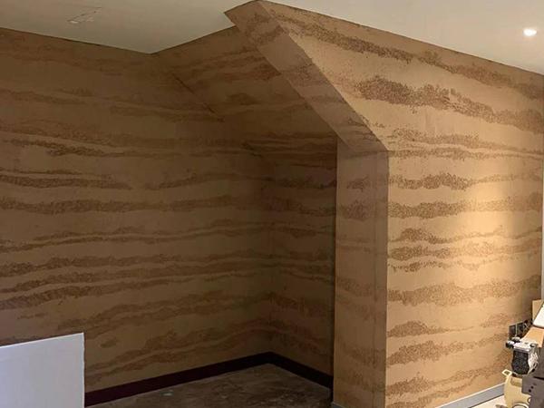 河南水性木紋漆的優勢及其施工工藝流程