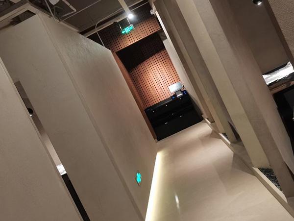 走廊微水泥涂料