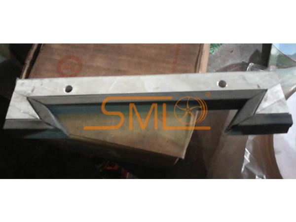 铁屑铝挡板