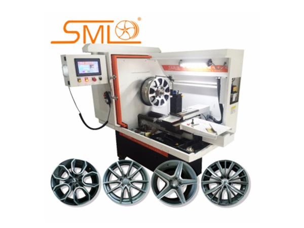 标准型全自动轮毂拉丝机