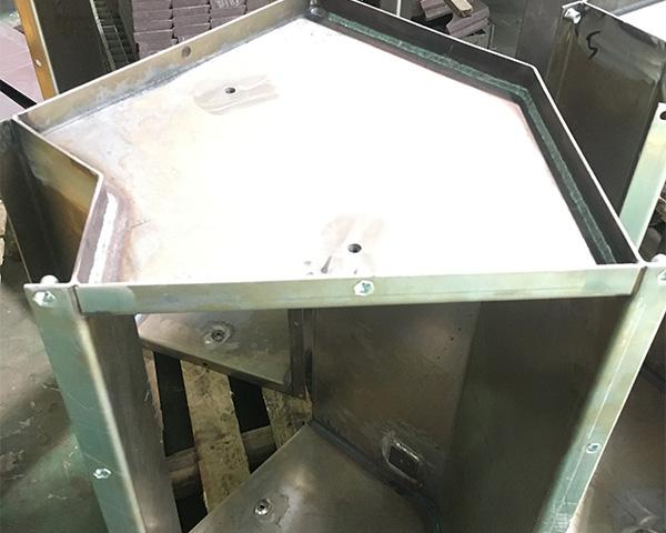 焊接件加工 效果图