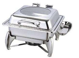 万博最新下载地址长方形自助餐炉