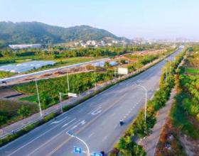 福州高興區旗山大道景觀提升工程