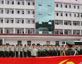 武警南平支隊教導隊綜合樓