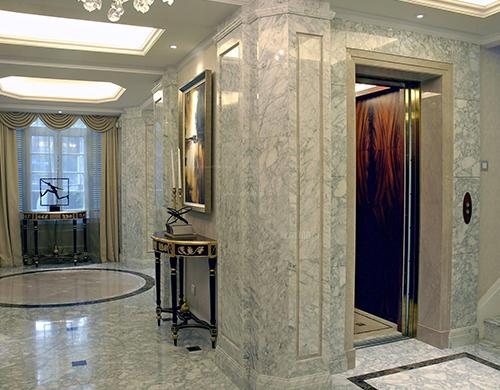 福州别墅家用电梯