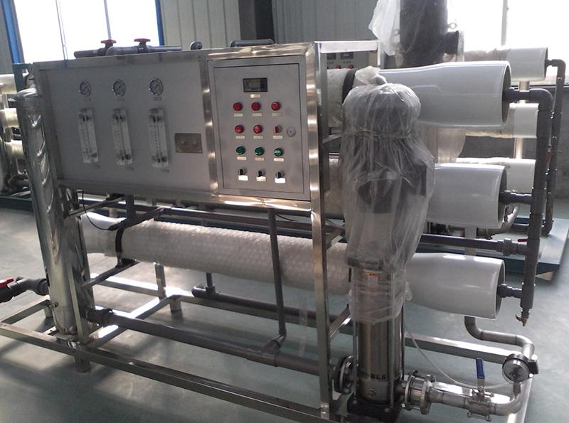 工業表麵處理純水設備